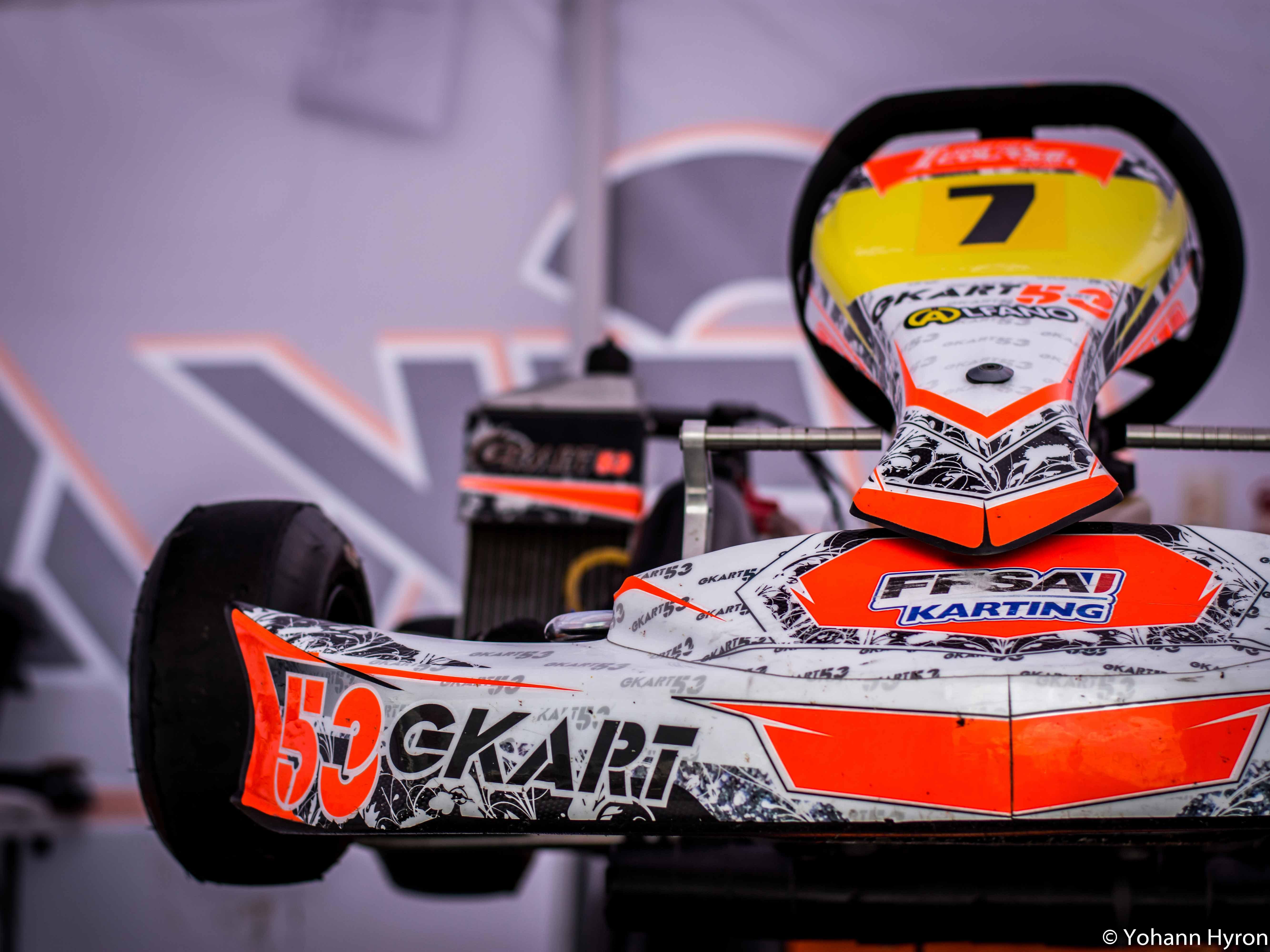 Complexe karting exterieur de LAVAL (53)